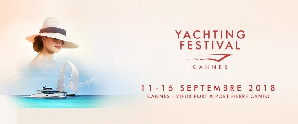 CANNES YACHTING FESTIVAL 2017 / 12 á 17 SET