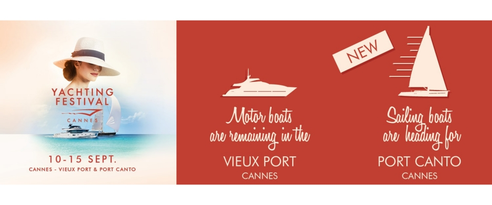 CANNES YACHTING FESTIVAL 2019 / 10 á 15 SET