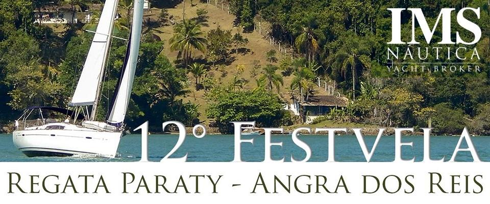 RESULTADO 12º FESTVELA  /  PARATY- ANGRA DOS REIS 2015