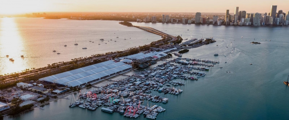 MIAMI INTERNATIONAL BOAT SHOW 2020 - 13 a 17 DE FEVEREIRO.